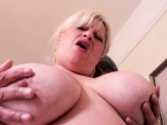 old sexy massive wife fucked and bottled by partygoer