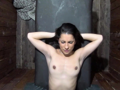 massive tits for amateurs in glory hole room