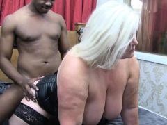 laceystarr-leather-clad-granny-gets-interracial-spitroast