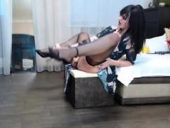hot-mature-babe-fucking-a-big-dildo-on-webcam-live