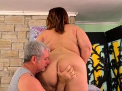 masseur pleasures mature bbw lady lynn HD
