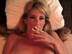 sexy stepmom smoking and fucking