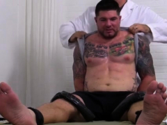 Gay Feet Kilt Clint Gets Naked Tickle Treatment
