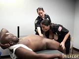 Sensual milf threesomes first time Milf Cops