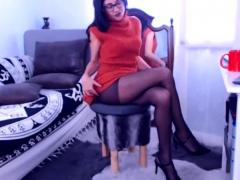 teaching-sissy-to-smoke-foot-nylon-stockings-fetish