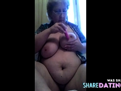 53 y o russian bitch selfie part1