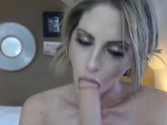Hot Sexy Milf Teasing And Rubbing