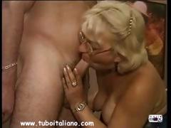 italian blonde mature matura italia
