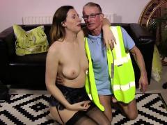 alluring-milf-riding-seniors-cock-in-stockings