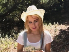 Outdoor Fucky Sucky With Sexy Broke Hitchhiker