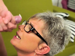 Gilfs Face Spermed Over
