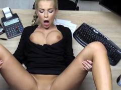 LOAN4K. Adorable miss has spontaneous sex for cash with loan