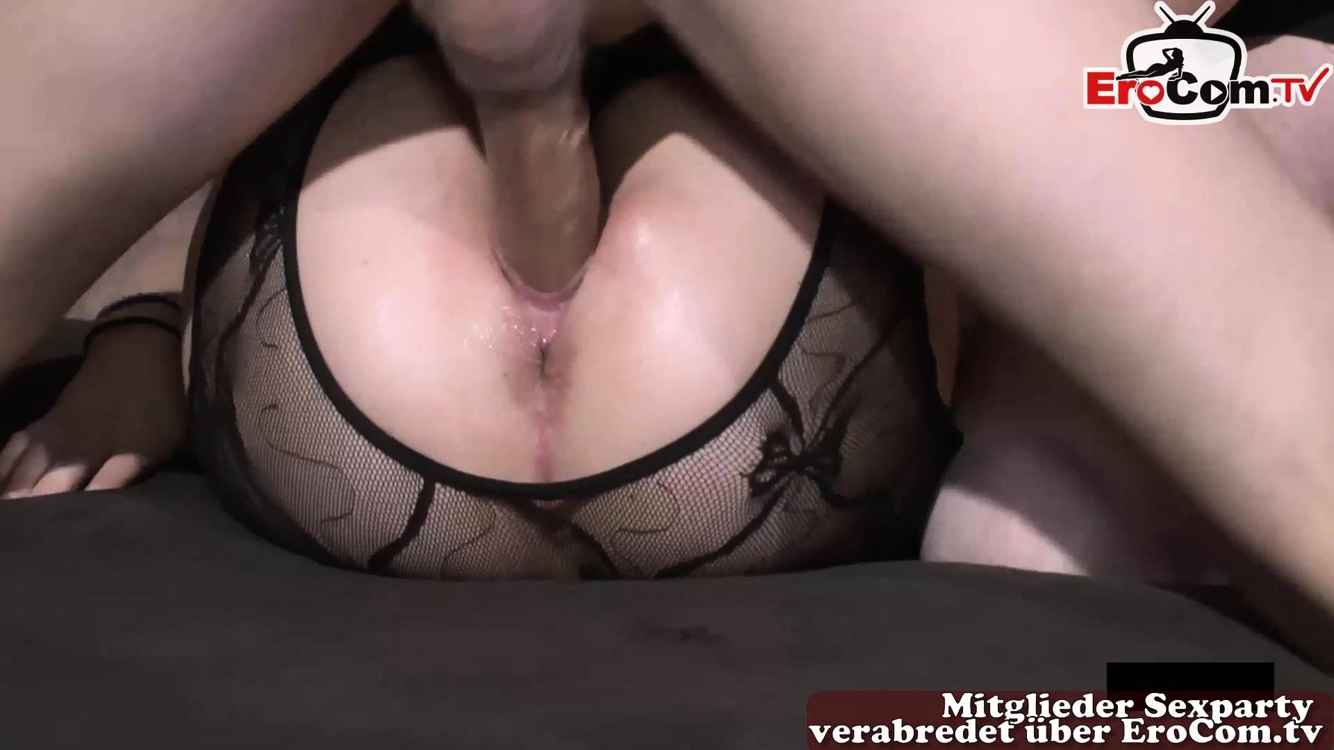 Big Tits Trimmed Creampie