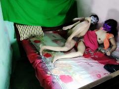 Indian creampie sex video