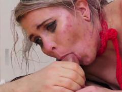 Sexy chick was taken in ass hole assylum for harsh tr38dbB