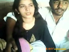college gal indian