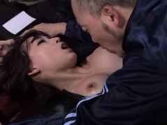 Naughty nipponese beauty Claire Hasumi begs for fuck