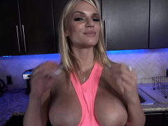 quicky-sex-in-a-kitchen-between-milf-stepmom-and-guy