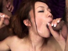 complete gangbang japan sex with sa – more at 69avs.com