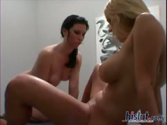 Trina Pleases This Cock