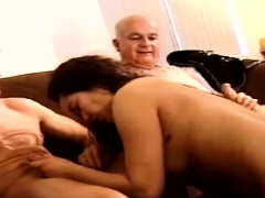 Brunette Swinger Milf Makes Rough Fuck For Threesome