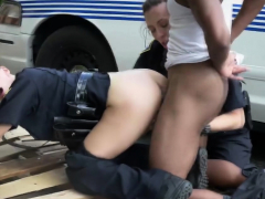 Black criminal is fucking a horny MILF