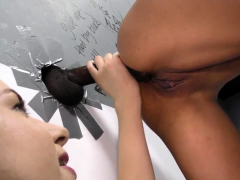 Skanks share black cock