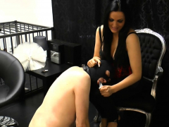 German Slave Must Do Ass To Mouth For Bdsm Domina