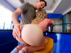 Three hot pornstar babes anal toying