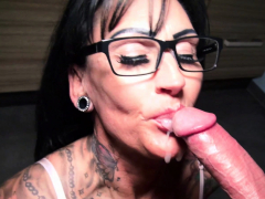 german-big-tits-mature-mom-homemade-cum-swallow-pov
