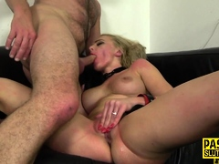 restrained-milf-pounded-and-throated