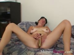 sixty-year-old-gina-plays-with-toy