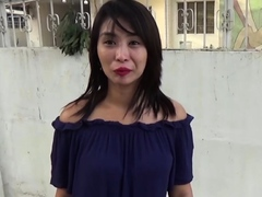 Taking An Asian Teen To A Hotel To Fuck!