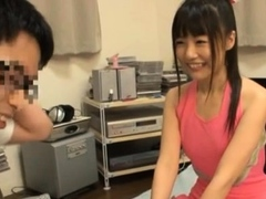 Worshipped Nipponese Tsubomi Enjoys Prick