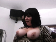 busty-woman-in-fishnets-rides-big-black-cock
