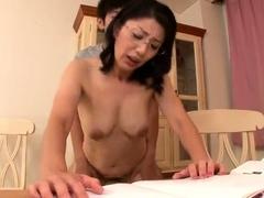 mature-japanese-rina-tachikawa-exposing-hairy-cunt