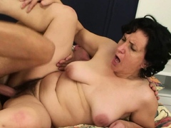 hairy-pussy-old-mother-inlaw-spreads-legs