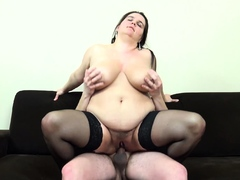 extreme first time fist fuck with bbw stepsister