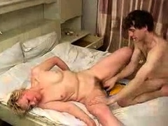 blonde-mature-fingering-her-ass-and-pussy