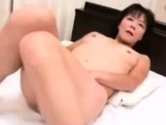 chisato-miura-mature-japanese-hairy-pussy-creampied