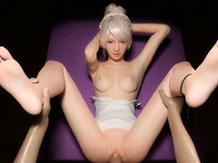 Final Fantasy Girlfriends Is Used As A Sex Slaves