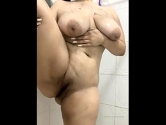 Amazing Dominno Solo Action Sucking Her Nipples