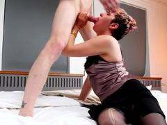TUTOR4K. Porn actress plays professor who takes hard cock