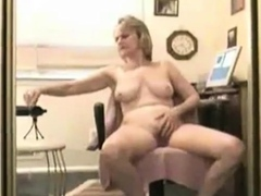 slut records masturbating to orgasm