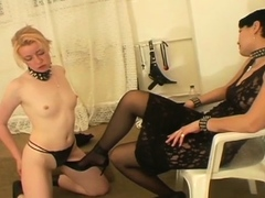 tied-obese-whore-gets-some-bizarre-humiliation-treatment