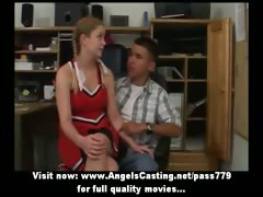 redhead-cheerleader-does-blowjob-for-nerdy-guy-in