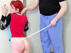 Latex self bondage xxx Cummie, the Painal Cum Cat