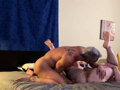 BREEDMERAW Blond Kyle Prince Raw Breeded By Tattooed Hunk