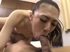 japanese-model-misuzu-takamine-rides-dick-uncensored