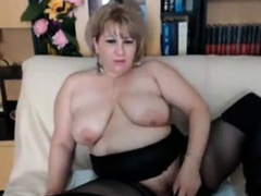 cougar blond use toy nr2